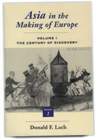 Asia in the Making of Europe vol1 book1