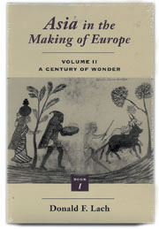 Asia in the Making of Europe vol2 book1