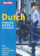 Berlitz Dutch Phrase Book and Dictionary