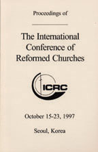 PROCEEDINGS OF THE ICRC - Seoul 1997