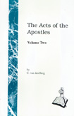 The Acts of the Apostles I