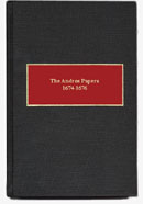 The Andros Papers (1674-1676)