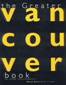 The Greater Vancouver Book