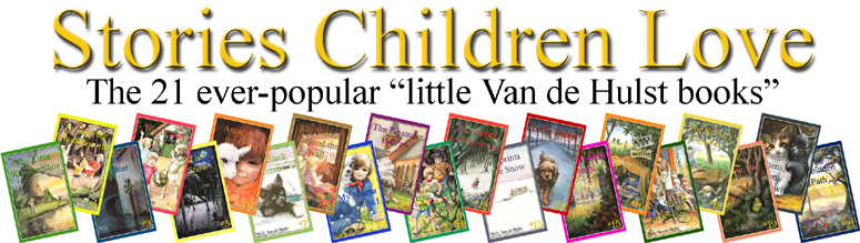 Vandehulst's 21 Young Children Book package